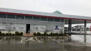 Đuzelić benzinska postaja Cazin